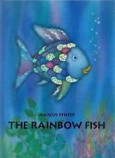 The Rainbow Fish by Marcus Pfister (1999, Hardcover)