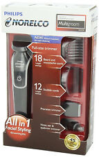 Philips Norelco QG3330 Multigroom Cordless Trimmer Rechargable Shaver - NEW !!