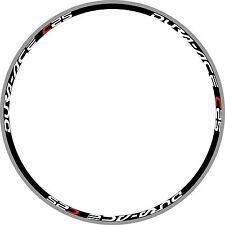 Ace Wheel Rim Decal Sticker Set Road Bike Racing Cycle C25 15mm 2 RIMS 700C