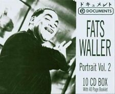 DAMAGED ARTWORK CD Fats Waller: Portrait 2 Box set, Import, Original record