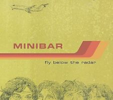 Promo CD • MINIBAR • Fly Below the Radar • Acceptable •
