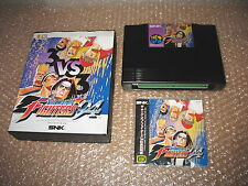 KING OF FIGHTERS 94 NEO GEO HOME CART AES IMPORT!