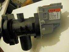 Breaking Indesit (also hotpoint) washing machine IWB5123 - Drain Pump System