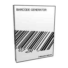 Barcode Generator Creator Create EAN ISBN UPC QR Code Bar Label Design Software