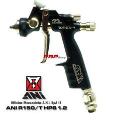 Ani R150/T Hps 1.2 Mini Aerografo Pistola A Spruzzo Verniciatura Professionale