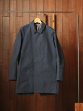 Arc'teryx Veilance Partition AR Coat in Navy, size Small - BNWT, RRP £700
