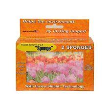 I Can't Believe It's a Sponge Tulips & Flower Petals Scrubber Sponge -  6pk