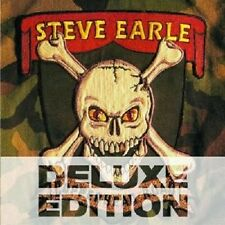 "STEVE EARLE ""COPPERHEAD ROAD"" 2 CD DELUXE EDITION NEU"