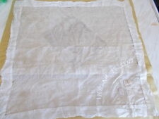 """An Old Indian Present Silk  Measuring Approx. 18"""" x 17 1/2"""" -Made In Japan"""