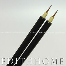Excellent Wolf Hair Ultra Fine Brush for Chinese Water Color Painting Sumi-e