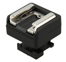 JJC MSA-1 Mini Hot Shoe Adapter for Canon Vixia HF11 HF100 HF20 HF200 HG10 HG20