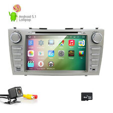 Toyota Camry 07-11 OEM Replacement Android Multimedia Navig Dvd 8 GPS Radio Car