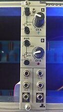 Intellijel uVCA Dual Lin/Exp VCA Eurorack Module