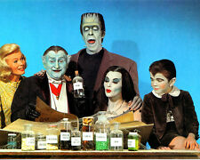 Munsters, The [Cast] (28721) 8x10 Photo