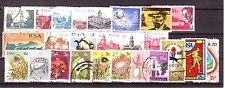South Africa-100 Diff. Used Good Condition Stamps #F105