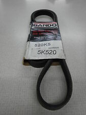 Bando Serpentine Belt 5PK1320 Auto Parts Belts Car Truck Suv