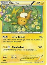 POKEMON GENERATION RADIANT COLLECTION - RAICHU RC9/RC32