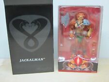 THUNDERCATS CLASSICS MATTY COLLECTOR JACKALMAN ACTION FIGURE NEW IN SEALED BOX