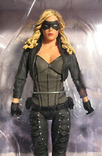 DC: Arrow TV series: BLACK CANARY figure - (green/oliver/deathstroke)