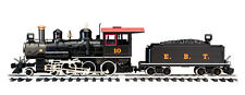 Bachmann #91601 4-6-0 Steam Locomotive - Anniversary Edition East Broad Top #10