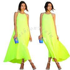 Summer Fashion Casual Women Chiffon Sleeveless Maternity Pregnant Party Dress