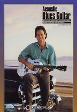 Acoustic Blues Guitar Instructional Guitar  DVD NEW 000000336