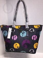 ~Dooney & Bourke*Disney Nightmare Before Christmas* Purse/Shoulder Bag #16305A