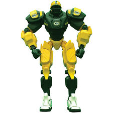 NEW NFL Green Bay Packers Poseable Robot Fox Sports Football Fan Action Figure