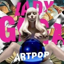 LADY GAGA-ARTPOP CD 15 tracks International Pop Nuovo