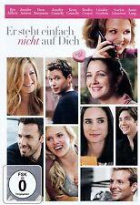 """ER STEHT EINFACH NICHT AUF DICH (""""HE'S JUST NOT THAT INTO YOU"""") / DVD"""