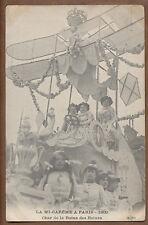 PC301 Parade Float - La Mi-Careme, Paris 1909