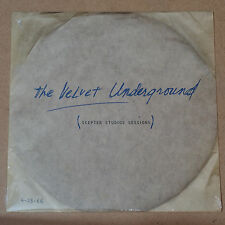 THE VELVET UNDERGROUND - Scepter Studio Sessions **Vinyl-LP**NEW**sealed**