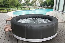 AQUA SPAS In / Outdoor FULL SIZE 6 -8 SEATER INFLATABLE PORTABLE SPA/HOT TUB