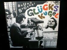 LP BRUNO SPOERRI glückskugel UK 2006 FINDERS KEEPERS experimental electronic
