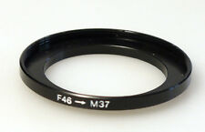 (PRL) ANELLO RING ADATTATORE ADAPTER BAGUE ADAPTATEUR F46  M37 FILTER FILTRO