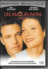 DVD ZONE 2--UN AMOUR INFINI--AFFLECK/PALTROW/ROOS