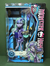 TWYLA Daughter of the Boogey + Diary Poupée Monster High Basic Doll Mattel 2012