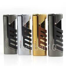 Jobon New In Box With Bag Windproof Jet Flame Cigarette Cigar Butane Gas Lighter