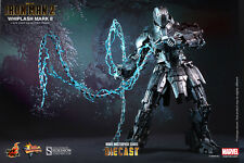 "Hot Toys Iron Man 2 WHIPLASH Mark II Diecast 12"" Action Figure 1/6 Scale MMS237"