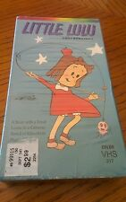 Little Lulu (VHS)  A Bout with a Trout Brand New Sealed 1988