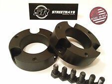 """[SR] 3"""" Front Leveling Spacer Lift Kit 99-06 Toyota Tundra 4WD & 2WD (BLACK)"""