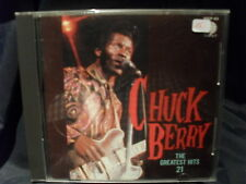 Chuck Berry - The Greatest Hits 21  -Japan CD