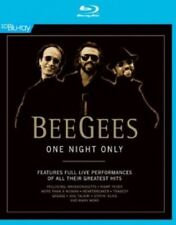 BEE GEES - ONE NIGHT ONLY  BLU-RAY POP KONZERT  NEU