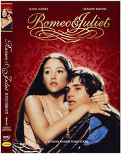 Romeo and Juliet (1968) DVD - Olivia Hussey  New Sealed