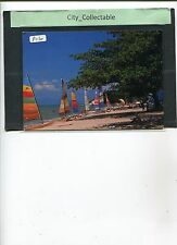 P030 # MALAYSIA PICTURE POST CARD * BATU FERRINGHI BEACH
