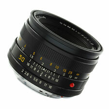 Leica Summicron-R 50mm F2 Rom Lens Beautiful Condition