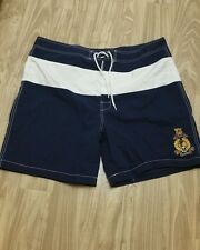 Polo Ralph Lauren Crest shorts. Size 38 vintage 1990's, Cotton blends