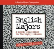 English Majors : A Comedy Collection for the Highly Literate by Garrison...
