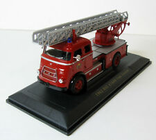 Road Signature 1962 DAF A1600 Fire Engine 1/43 Diecast Car Model NEW