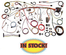 American Autowire 1967-72 Ford Pickup Truck Wiring Harness Kit 510368
